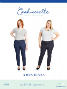 Ames Jeans - Cashmerette Sewing Pattern